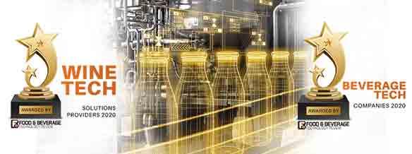 Top 10 Beverage Tech Companies - 2020